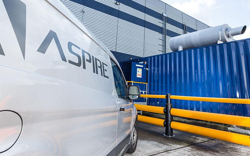Aspire Van
